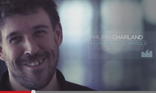 Philippe Charland <br/> ingénieur en géomatique